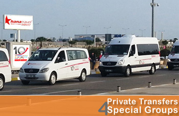 tailor made transfers antalya airport